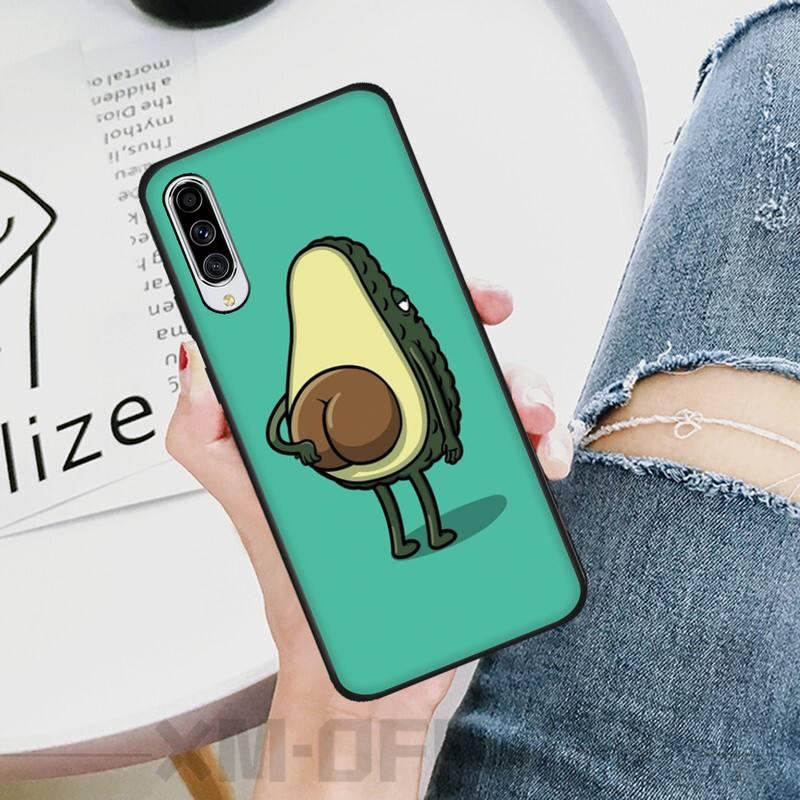 LJHYDFCNB милый здоровый авокадо DIY Роскошный чехол для телефона Samsung A10 20 30 40 50 70 10S 20S 2 ядра C8 A30S A50S A7 8 9