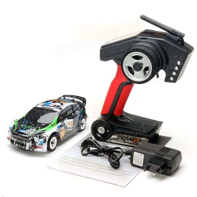 Wltoys K989 1/28 2.4G 4WD Car Brushed RC Remote Control Car Racing Car RTR Drift Alloy Off Road Car Crawler Toys Models 6