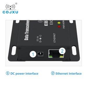 Image 3 - Ethernet Modbus 433MHz 1W IoT TCXO E90 DTU 433C30E A Lungo Raggio PLC Dati di Trasmissione Senza Fili Ricetrasmettitore modem modem ethernet