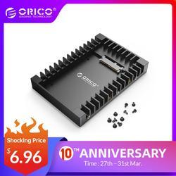 ORICO 2,5-3,5 дюйма HDD адаптер жесткий диск Caddy HDD Caddy Поддержка SATA 3,0 Поддержка 7/9,5/12,5 мм 2,5 дюйма SATA HDD и SSD