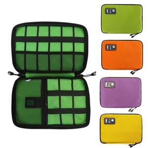 Cable Bag Organizer Wires Char