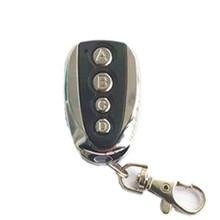 Синий светильник дубликатор для создания копий, 433,92 МГц, пульт дистанционного управления TOP434NA TOP432NA с аккумулятором для универсальных гаражных ворот, брелок для ключей