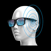 Bluetooth Glasses Headset Smart Earphones Uv-Protective Wireless Light-Btv5.0 Anti-Blue