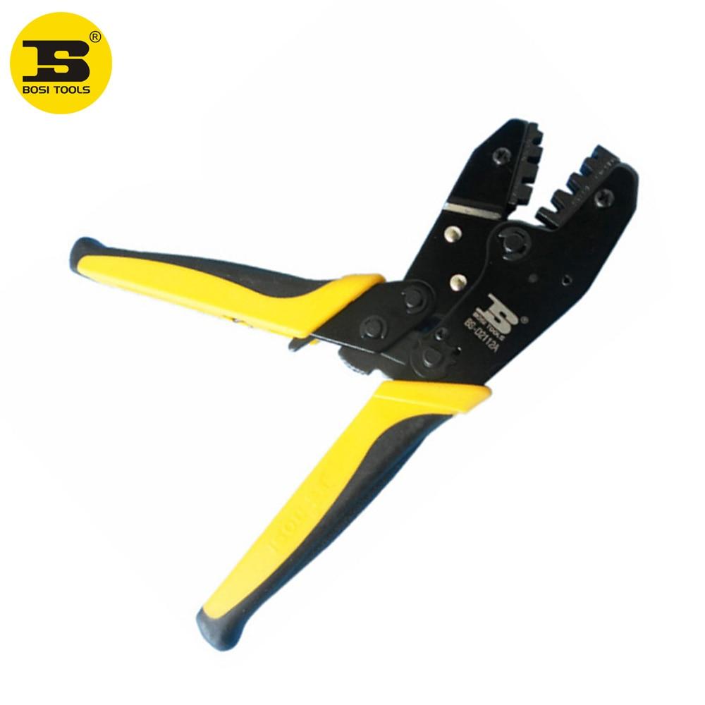 BOSI انبردست ترمینال چرخ دستی انعطاف - ابزار دست