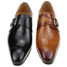 Shoes Men Wedding-Dress Office Formal Social Male Zapatos Masculino
