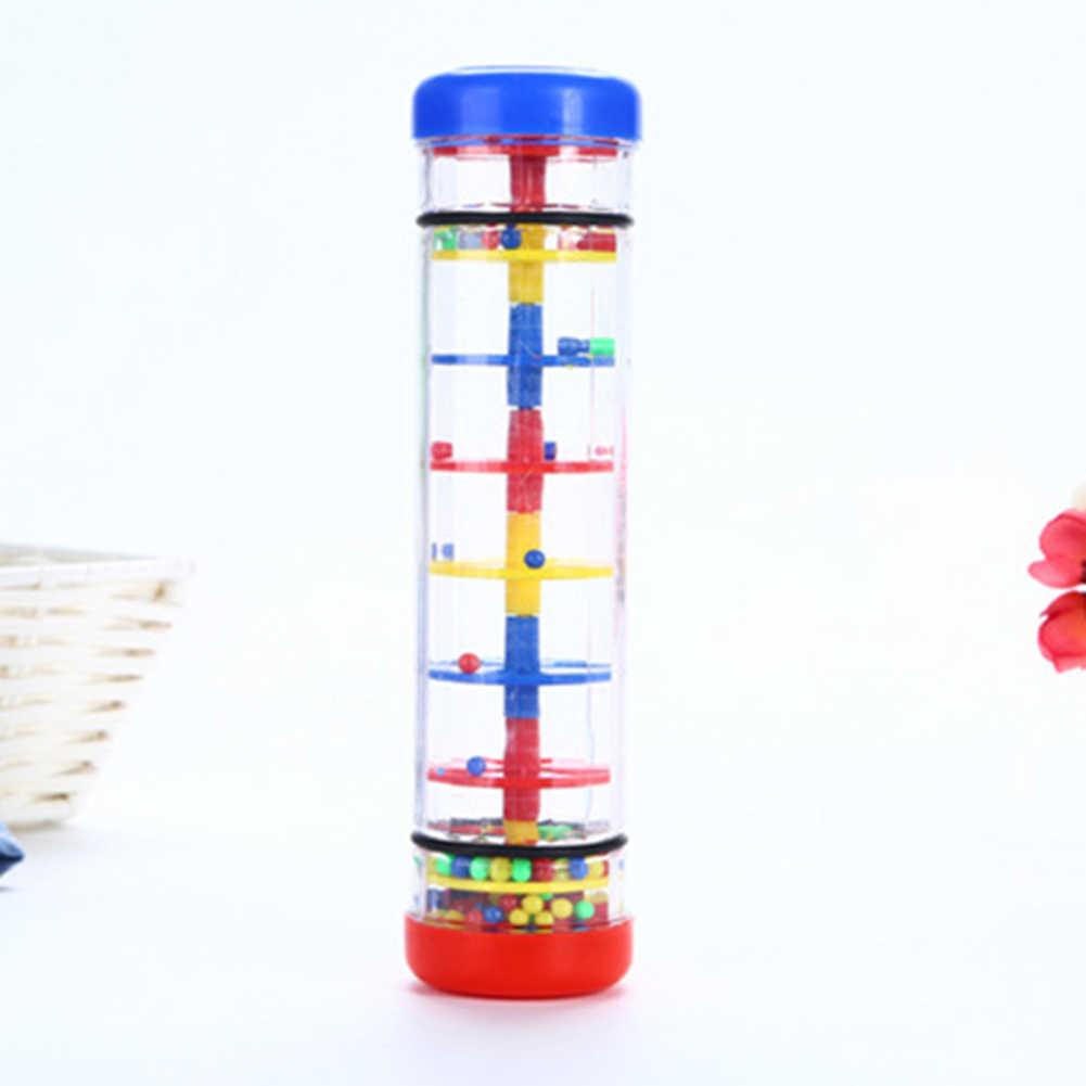 ألعاب موسيقية 1/2/3 بوصة للأطفال Rainmaker أنبوب عصا موسيقية قرع آلة التعلم المبكر ألعاب تعليمية للأطفال