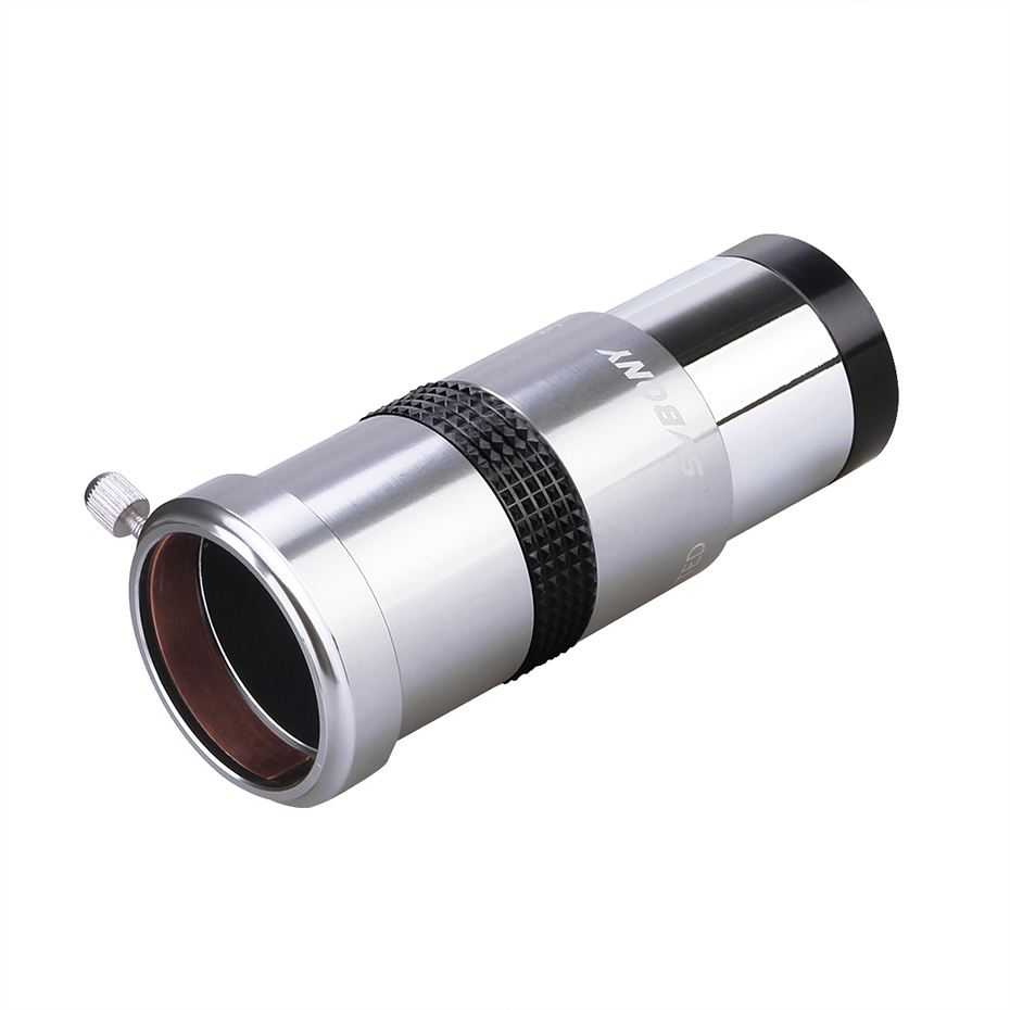 Coated Barlow Interface SVBONY For Telescope 25inch 1 M42x0 75 Fully Eyepieces Camera W9106 Connect 3X With Multi Metal Lens Thread