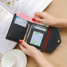 Luxury Women's Wallet Purse PU multi-functional fashion Hasp purse credit card photo holder bag women wallet fashion handbag new цена в Москве и Питере