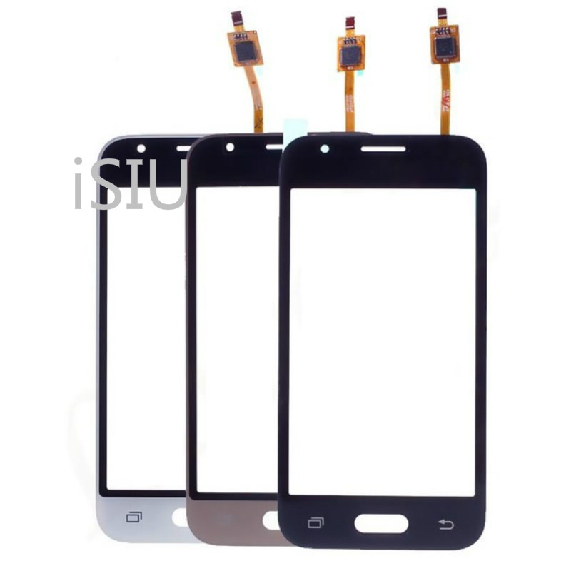 Touch Screen For Samsung Galaxy J1 Mini J105 J105F SM-J105F <font><b>J105H</b></font> SM-<font><b>J105H</b></font> Touchscreen Panel <font><b>LCD</b></font> Display Front Glass Parts image