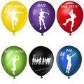 Fortnites воздушные шары для дня рождения Детские воздушные шары рождественские украшения детские игры крепость ночной воздушный шар детская и...