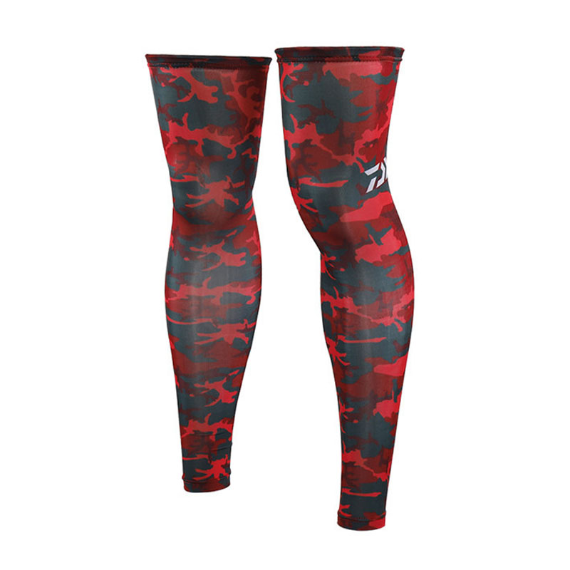 Summer ICE Fishing Cycling Legging Breathable Compression Leg Warmer Outdoor UV Blocking Mosquito Bug Proof Leggings Clothing