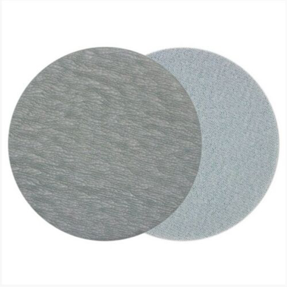 Polishing 5 Inch Sandpaper Silicone Carbide Sanding Discs Polishing Wood Metal