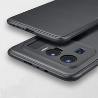 Per Xiaomi 11 Ultra Case custodia opaca antiurto per Xiaomi Mi 11 Pro Lite Mi 11 Cover Ultra sottile Ultra trasparente per Xiaomi Mi11 Lite
