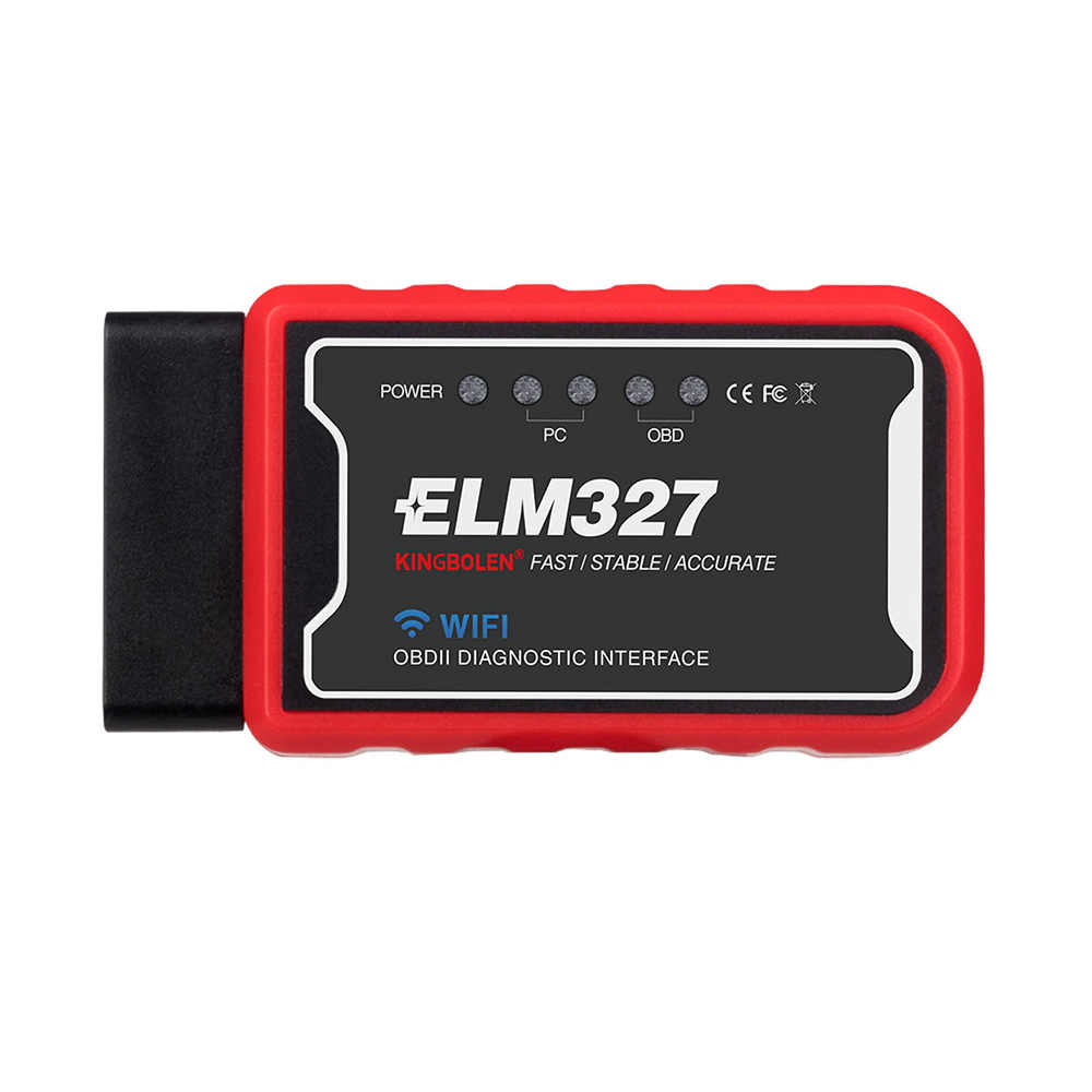 Wifi ELM327 V1.5 OBD2 Ii Scanner Adapter Voor Toyota Mercedes Bmw Honda Ford Volvo Buick Hyundai Renault Kia Auto Diagnostische gereedschap