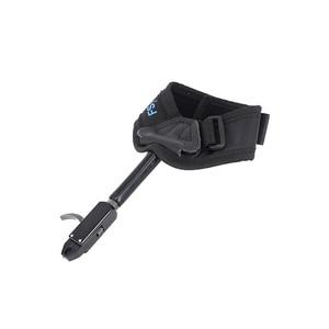 Image 5 - מתחם קשת שחרור של עמיד מתכת עבור חוזק חיסכון יד מגן חץ וקשת אבזר