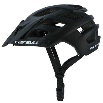 CAIRBULL-Casco de ciclismo deportivo extremo, moldeado integrado