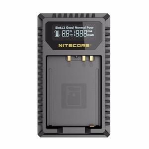 Image 2 - Зарядное устройство Nitecore FX1 с двумя слотами, USB, для Fujifilm, для камеры и камеры, с аккумулятором, с разъемом USB, для камеры, с разъемом для камеры, для камеры, с разъемом USB, для камеры, с разъемом, для камеры, с разъемом