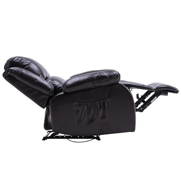 91 x 95 x 10)cm Recliner Style Function Chair  2
