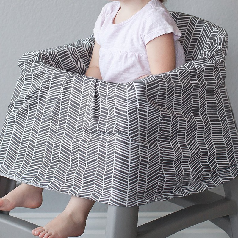 Multi Use Covers For Shopping Cart Nursing Breastfeeding Covers And Car Seat Canopy For Baby Girls