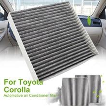 Auto Pollen Cabin Air Filter 87139-YZZ08 87139-30070 87139-07010 Für Toyota Auris Avensis Camry Corolla Hilux RAV4 prius Yaris