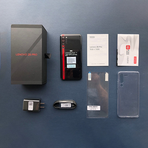 "Image 5 - Global ROM Lenovo Z6 Pro 6GB 128GB Smartphone Snapdragon 855 Octa Core 6.39"" FHD Display Rear 48MP Quad Cameras"