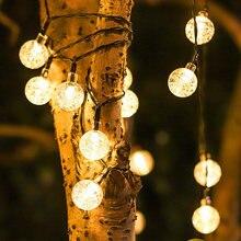 Waterproof Solar Light String LED String Fairy Lights Solar Led Light Outdoor Jardin Garden Decoration Led Lamp Home Decor