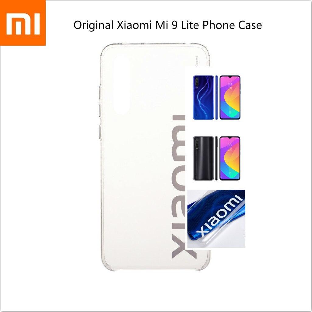 "Original Xiaomi Mi 9 Lite High Transparent  Shell Xiomi Protective Back Case Mobile Phone Case For Xiomi Mi 9 Lite 6.39"" 48MP"