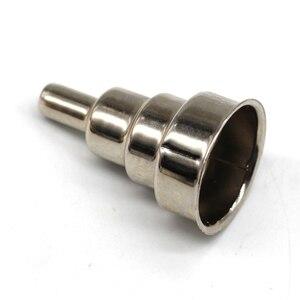 Сопла горячего воздуха 9 мм для 33 мм 1600 Вт 1800 Вт 2000 Вт промышленная Тепловая сушилка для пайки фен пистолет BGA паяльная станция инструмент