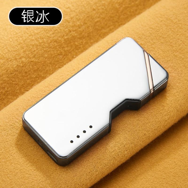 H7efab2a5c7e64656a9029768351125d4T - ไฟแช๊กไฟฟ้า พลาสม่า ไฟแช็กเลเซอร์ ไฟแช็คชาร์จแบต USB Electronic Plasma