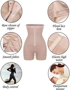 Image 5 - Control Panties Corset Body Shaper High Waist Slimming Tummy Control Slimming Underwear Hip Butt Lifter Shaperwear Plus Size
