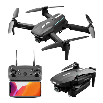 2021 New GPS Drone X8GW for Adults Professional RC Drones with 4K HD Camera 5G WI-FI Transmisison Remote Control Quadcopter 6