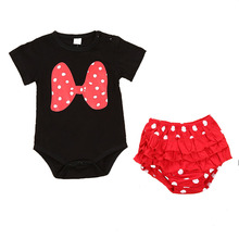Summer Baby Rompers Baby Girl Clothes