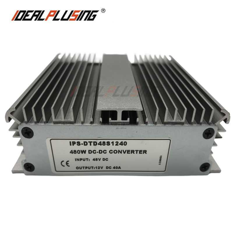 Made in China DC DC step down converter 36v to 12v 40a 480w