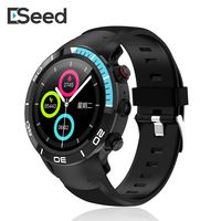 ESEED H8 4G Smart watch men GPS WIFI IP68 waterproof smart watch 5MP Camera support Nano SIM 16GB/ROM Heart Rate Monitor watch