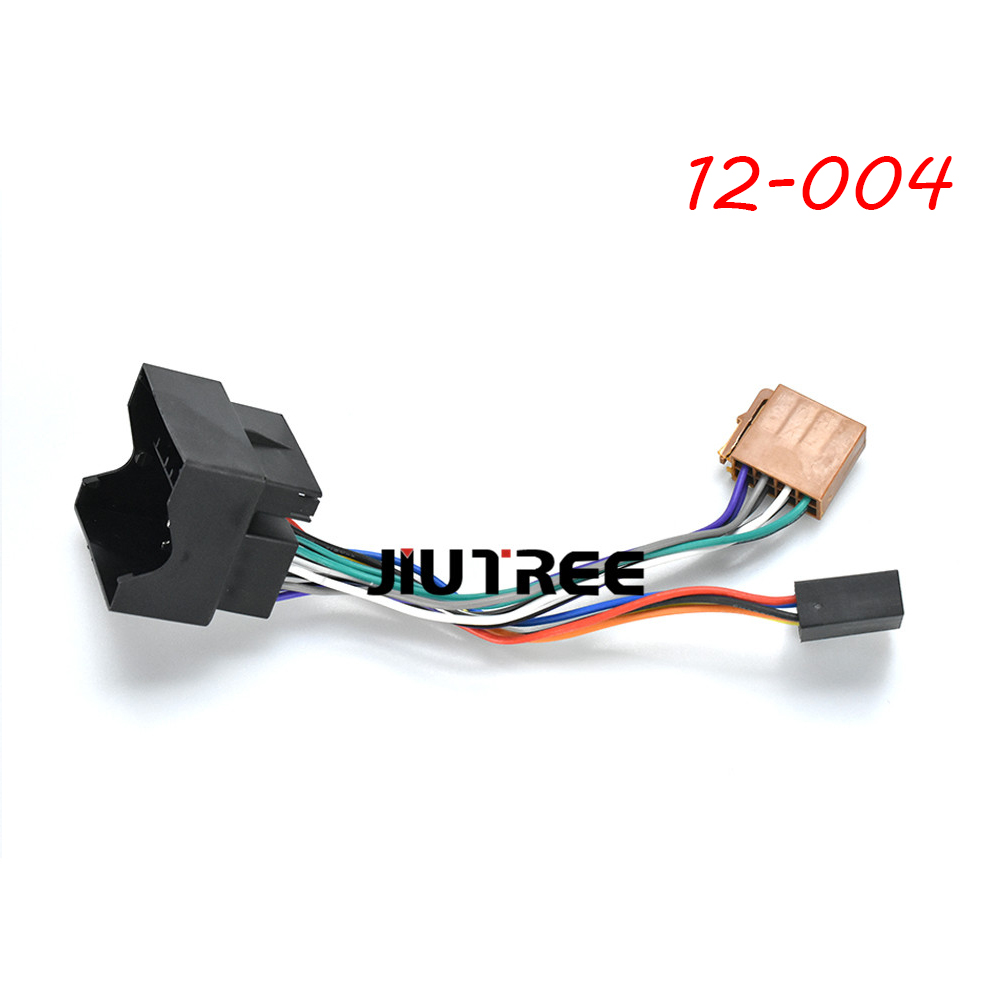 radio wiring land rover 12 004 iso radio wire wiring harness cable plug adaptor for bmw  wire wiring harness cable plug adaptor