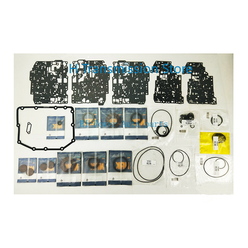 TF80-SC TF81-SC TF80SC TF81SC Automatic Transmission Rebuild Kit Overhaul Gaskets Rings For VOLVO CADILLAC FORD LINCOLN MAZDA