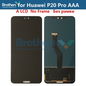 Image 3 - LCD Display for Huawei P20 Pro LCD Screen for P20 Pro CLT L09 CLT L29 CLT AL00 CLT AL01 LCD Assembly Touch Screen Digitizer Test