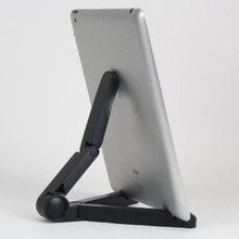 купить Portable Universal Tablet Stand Moblie Phone Holder Adjustable Desktop Stand For iPad iPhone Huawei Xiaomi Samsung дешево