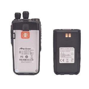 Image 5 - 햄 라디오 Anytone AT D878UV 플러스 디지털 DMR 및 아날로그 UHF/VHF 듀얼 밴드 블루투스 PTT 워키 토키 GPS PC 케이블로 APRS 라디오