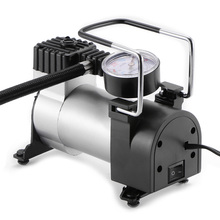 Onever 12 v 150psi 변위 자동 타이어 팽창기 휴대용 공기 압축기 펌프 자동차에 대 한 유니버설 담배 자전거 공