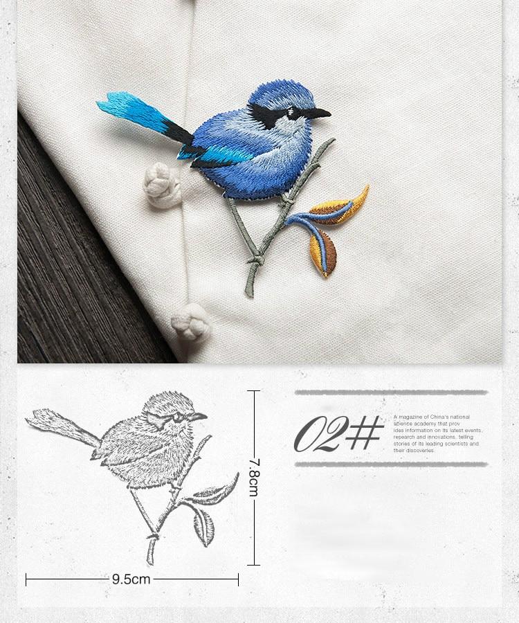 02 single bird