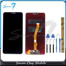 цена на 1080*2280 Touch Screen LCD For Vivo Y85 V9 LCD Display With Touch Screen Complete Assembly