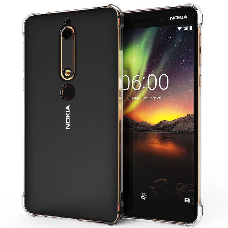 Case Cover For Nokia 2.2 X7 X3 5.1 6.1 7.1 Plus Soft Shockproof Cover For Nokia X6 X5 Plus 8 Sirocco 9 Air Silicone Tpu Case