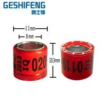 Высокое качество алюминия с пластиком 8 мм голубь кольца для продажи алюминия сделано в Китае