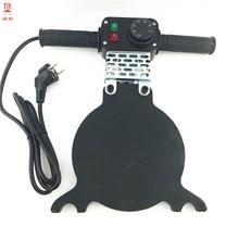 JIANHUA 200MM PE Pipe Butt Welder Butt Welding Machine Fuser Fittings Heating Plate Hot Plate Hand Heating Plate