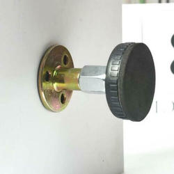 Регулируемый резьбовой каркас кровати анти-встряхивание инструмент телескопическая поддержка для стены комнаты 84-110 мм TB продажа