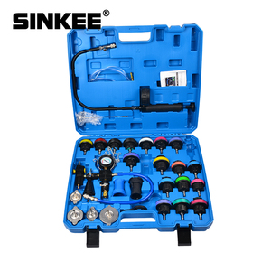 Image 1 - New 28Pcs Master Cooling Radiator Pressure Tester With Vacuum Purge & Refill Kits