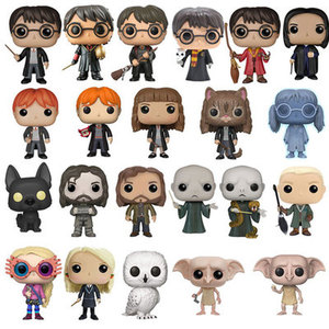 27 style Potter POP Doll Action Figures Minifigure Children's Toys Plastic Collective Model toys For kids Gift