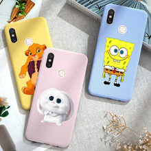 Candy Soft Silicone Case For Xiaomi Redm