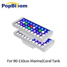 PopBloom aquarium led lighting reef aquarium led lighting fixtures marine aquarium light fish tanks and aquariums Coral MJ3SP2 natural reef aquariums